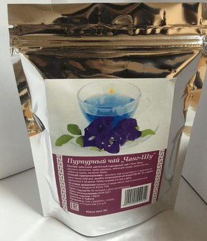 Buy online Purple Chang Shu Tea: where to order, value, Reviews from Real Consumers